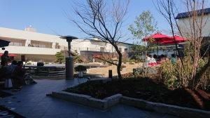 空庭温泉屋上庭園